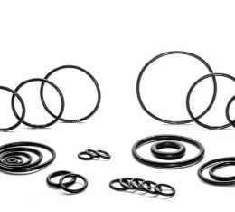 Molded EPDM P-Rings